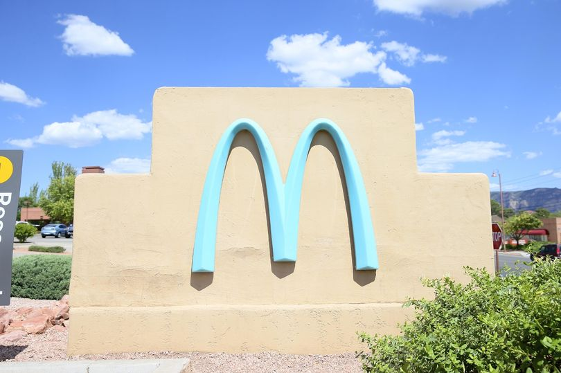 Only McDonald's in the world without a golden arch becomes major tourist attraction