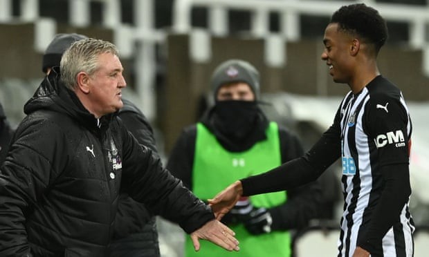 'A big future': Steve Bruce keen to sign Joe Willock permanently at Newcastle